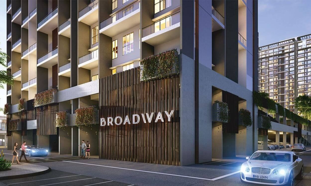 paranjape broadway - broadway o - Broadway by Paranjape 3 BHK