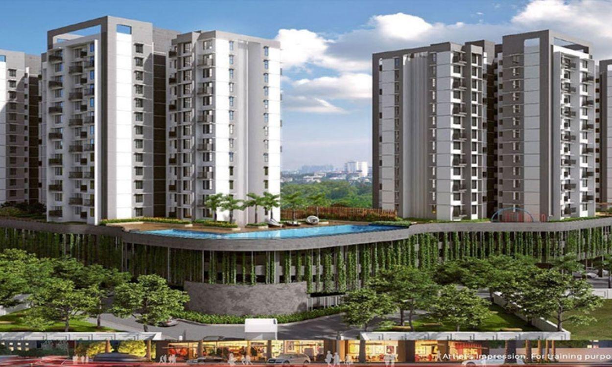 mahindra happinest - happinest - Mahindra Happinest – Tathawade, Pune Banglore Highway, opposite H.P. Petrol Pump, Jeevan Nagar, Tathawade,