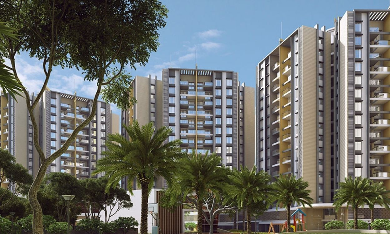 melange residences - melange w - Melange Residences – 2&3 BHK Cosmo Homes @ Hinjawadi MIDC Phase III Main Rd, Phase 3, Hinjewadi Rajiv Gandhi Infotech Park, Hinjawadi, Pimpri-Chinchwad, Maharashtra 411057