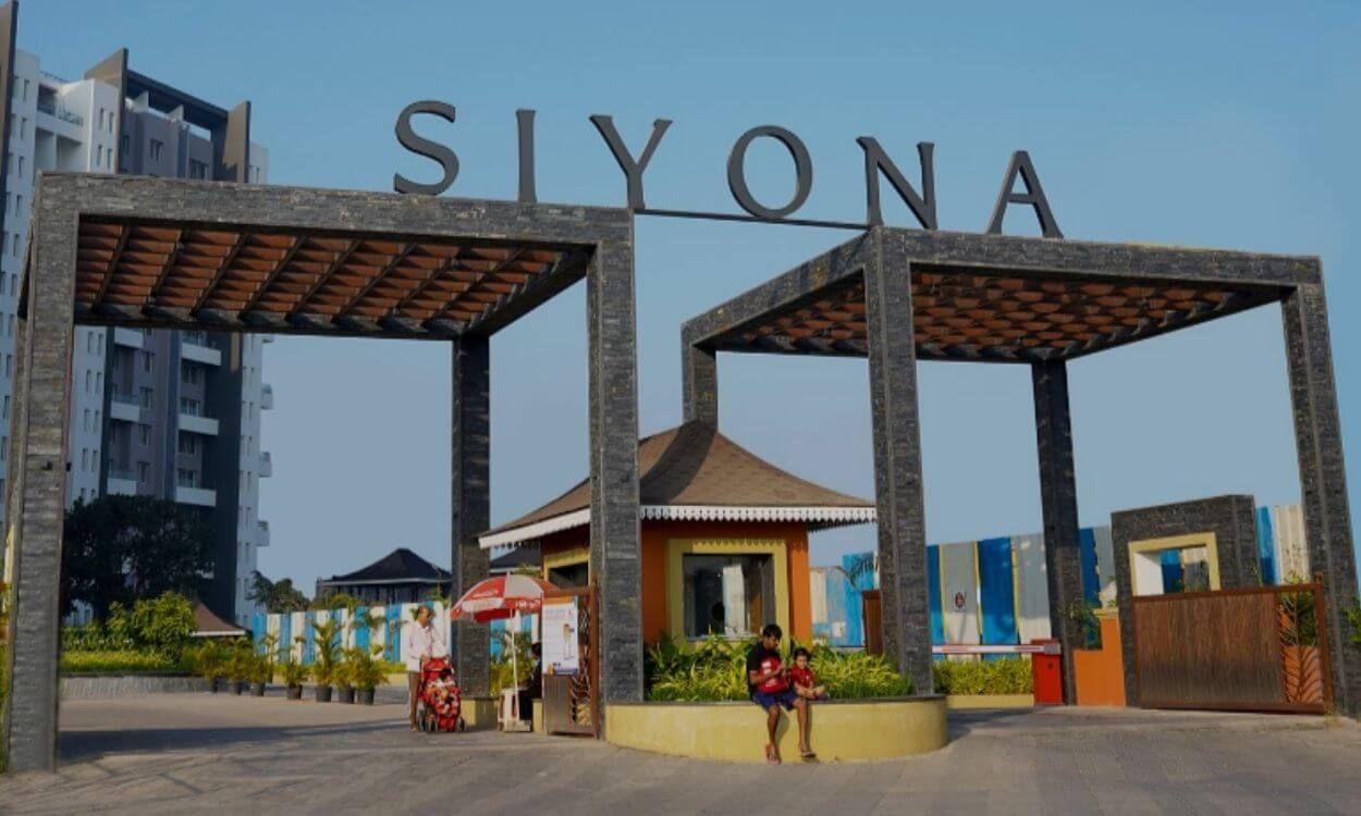 siyona  by pethkar projects - siyona H - Siyona By Pethkar Projects in Punawale 3 BHK