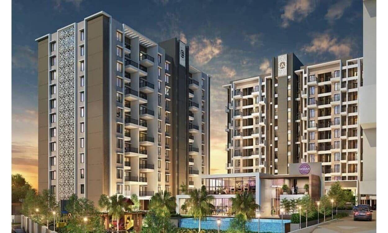 w57 - w57 - W57 W57, Sr. No. 123/1/1, 123/2/1, 123/3/1, Bhumkar Chowk, near Ginger Hotel, Wakad,