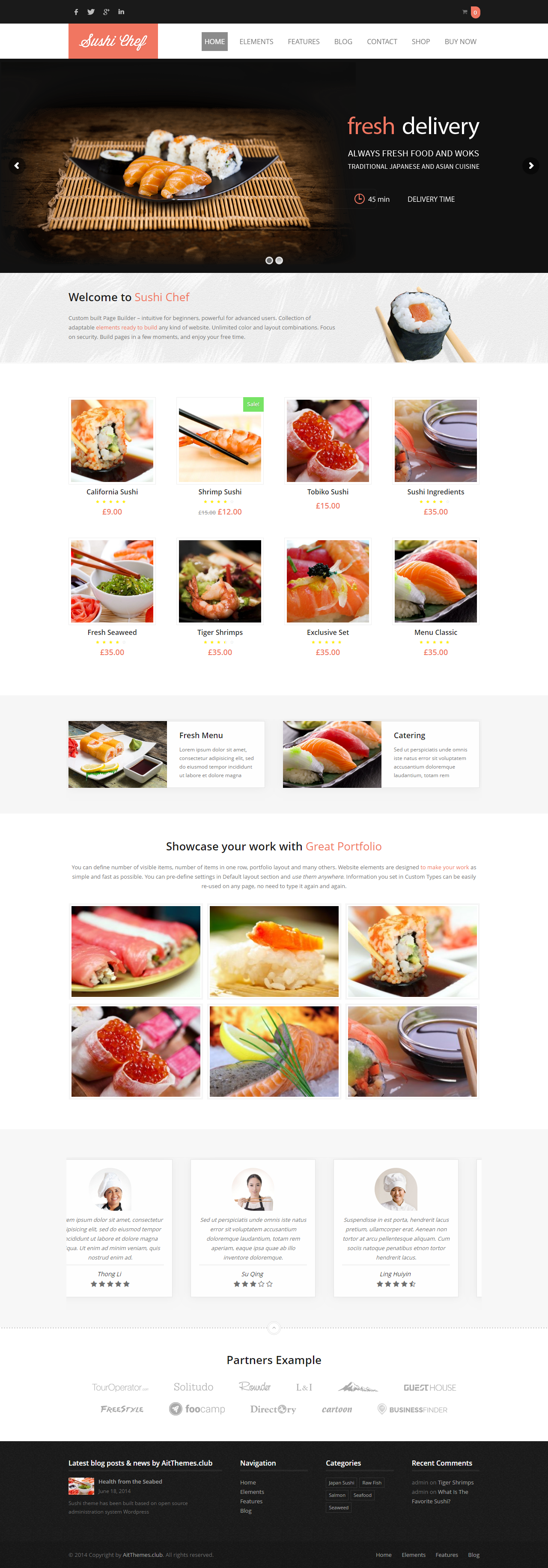 web design services in pune Web Design Services in Pune food delivery wordpress theme 2
