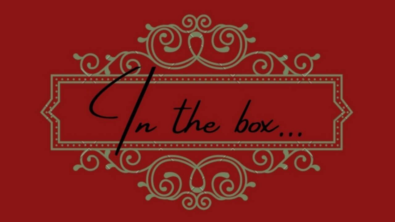 In The Box  In The Box inthebox logo  In The Box inthebox logo